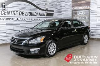 Used 2014 Nissan Altima S for sale in Laval, QC