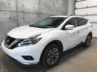 Used 2018 Nissan Murano SV AWD GPS TOIT SIEGES + VOLANT CHAUFFANT APPLE CAR for sale in St-Nicolas, QC