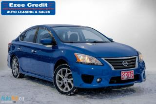 Used 2015 Nissan Sentra SR for sale in London, ON