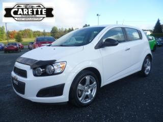 Used 2013 Chevrolet Sonic LT for sale in East broughton, QC