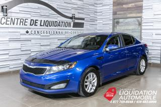 Used 2013 Kia Optima LX for sale in Laval, QC