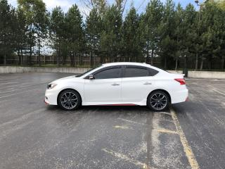 Used 2017 Nissan SENTRA SR NISMO TURBO FWD for sale in Cayuga, ON