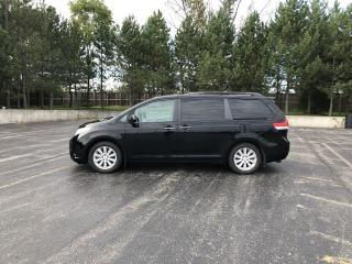 Used 2012 Toyota SIENNA XLE LIMITED AWD for sale in Cayuga, ON