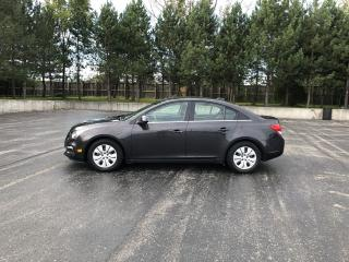 Used 2016 CHEV CRUZE LIMITED 1LT FWD for sale in Cayuga, ON
