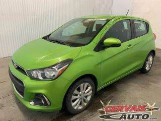 Used 2016 Chevrolet Spark LT MAGS Caméra de recul Bluetooth for sale in Shawinigan, QC