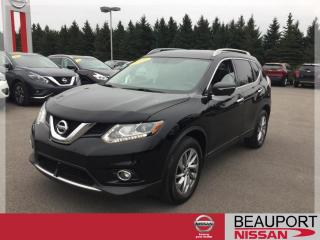 Used 2014 Nissan Rogue SL AWD ***GARANTIE PROLONGÉE*** for sale in Beauport, QC