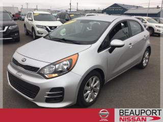 Used 2017 Kia Rio EX HATCHBACK ***12 000 KM*** for sale in Beauport, QC
