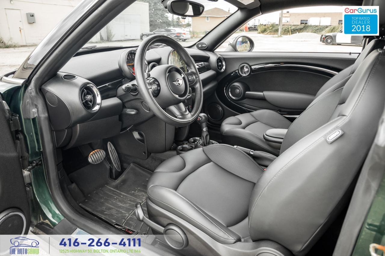 2015 MINI Cooper Coupe