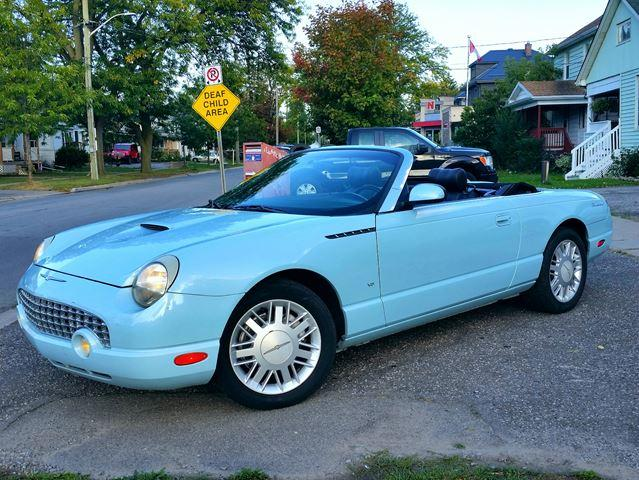 2003 Ford Thunderbird Softtop Convertible Florida Car-Low Mileage!!!