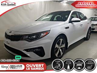 Used 2019 Kia Optima SX* TURBO* SPECIAL DEMO* GPS* TOIT PANO* for sale in Québec, QC