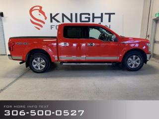 New 2019 Ford F-150 Lariat for sale in Moose Jaw, SK
