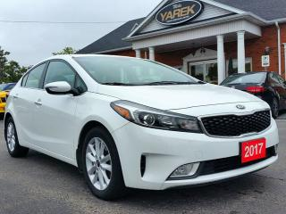 Used 2017 Kia Forte EX, Heated Seats, Remote Start, Back Up Cam, Bluetooth, Apple Carplay for sale in Paris, ON