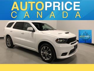 Used 2019 Dodge Durango R/T 7PASS|NAVIGATION|LEATHER|AWD for sale in Mississauga, ON