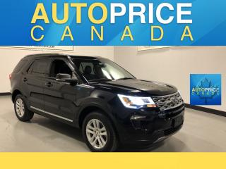 Used 2019 Ford Explorer XLT MOONROOF|NAVIGATION|LEATHER for sale in Mississauga, ON