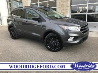 Used 2018 Ford Escape SE $155 B/W +GST ***PRICE REDUCED*** 1.5L, NAVIGATION, SUNROOF, SPORT APPEARANCE PKG., NO ACCIDENTS for sale in Calgary, AB