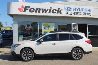 Used 2016 Subaru Outback 2.5i Limited w/ Technology at for sale in Sarnia, ON