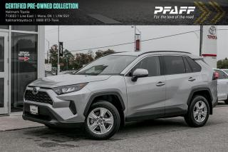 Used 2019 Toyota RAV4 AWD LE for sale in Orangeville, ON