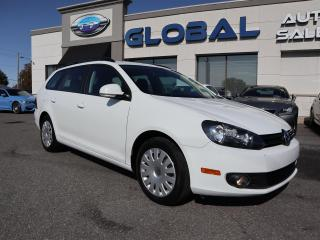 Used 2014 Volkswagen Golf Sportwagon 2.0L TDI AUTOMATIC HEATED SEATS. for sale in Ottawa, ON