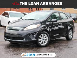 Used 2012 Ford Fiesta for sale in Barrie, ON