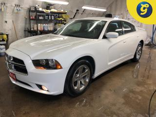 Used 2014 Dodge Charger SXT * Remote start * Power driver seat * U Connect 8.4 inch touch screen * Voice recognition * Heated front seats * Automatic headligh for sale in Cambridge, ON