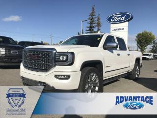 Used 2017 GMC Sierra 1500 Denali Clean Carfax - One Owner for sale in Calgary, AB