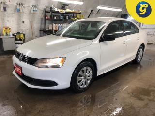 Used 2013 Volkswagen Jetta Climate control * Heated front seats * Phone connect * Hands free steering wheel controls * Cruise control * Telescopic/tilt steering * Power windows/ for sale in Cambridge, ON