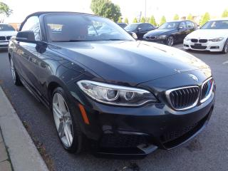 Used 2016 BMW 228i Xdrive Low Mileage for sale in Dorval, QC