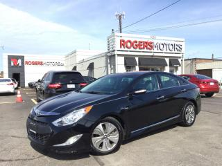 Used 2013 Hyundai Sonata Hybrid LTD - NAVI - PANO ROOF - LEATHER for sale in Oakville, ON