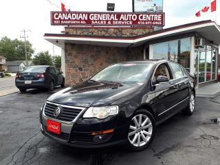 Used 2008 Volkswagen Passat for sale in Scarborough, ON