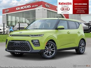 Used 2020 Kia Soul EX PREMIUM for sale in Mississauga, ON