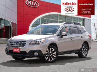 Used 2015 Subaru Outback 3.6R Limited Package for sale in Mississauga, ON