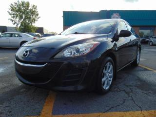 Used 2010 Mazda MAZDA3 Berline 4 portes, boîte manuelle, GS for sale in St-Eustache, QC