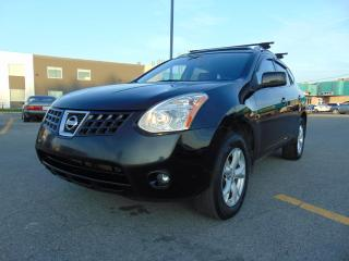 Used 2009 Nissan Rogue Traction intégrale 4 portes SL for sale in St-Eustache, QC