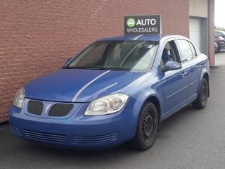 Used 2008 Pontiac G5 THIS WHOLESALE CAR WILL BE SOLD AS-TRADED! INQUIRE FOR MORE! for sale in Charlottetown, PE