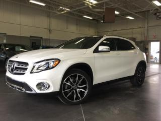 Used 2019 Mercedes-Benz GLA 250 4MATIC / TOIT PANO / SEULEMENT 11 000 KM for sale in Blainville, QC