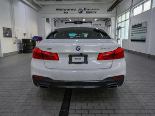Used 2018 BMW 540i xDrive Sedan for sale in Edmonton, AB
