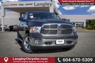 Used 2019 RAM 1500 Classic SLT - HEMI V8 for sale in Surrey, BC