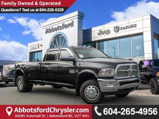 Used 2018 RAM 3500 Laramie *ACCIDENT FREE* for sale in Abbotsford, BC
