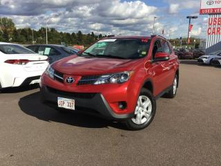 Used 2015 Toyota RAV4 LE for sale in Moncton, NB