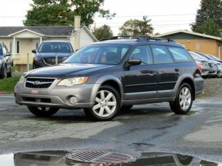Used 2008 Subaru Outback 2.5i TOURISME + AWD + TOIT PANO! for sale in Magog, QC