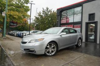 Used 2013 Acura TL Berline 4 portes, boîte automatique, tra for sale in Laval, QC