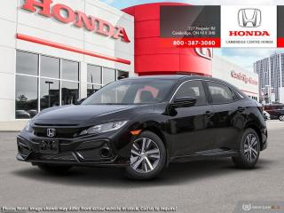 Used 2020 Honda Civic LX for sale in Cambridge, ON