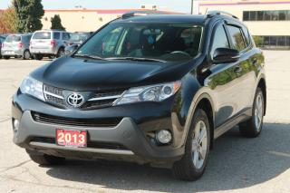 Used 2013 Toyota RAV4 XLE NAVI | SUNROOF | Back-Up Camera | CERTIFIED for sale in Waterloo, ON