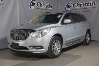 Used 2015 Buick Enclave AWD 4X4 CUIR MARCHE-PIEDS 7 PASSAGERS for sale in Montréal, QC