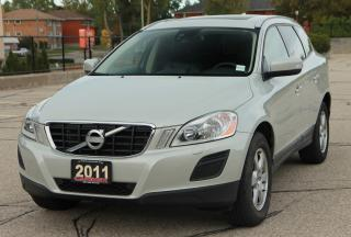 Used 2011 Volvo XC60 3.2 Level 2 Bluetooth | Power Lift Gate | Sunroof | CERTIFIED for sale in Waterloo, ON