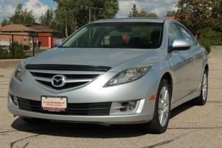 Used 2010 Mazda MAZDA6 GS-V6 V6 | CERTIFIED for sale in Waterloo, ON