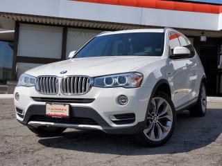 Used 2017 BMW X3 xDrive35i Premium Enhanced PKG | Exec PKG| Tech PKG for sale in Waterloo, ON