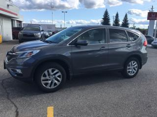 Used 2016 Honda CR-V EX Reverse Assist Camera, Bluetooth and More! for sale in Waterloo, ON