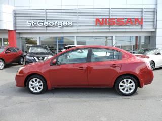 Used 2012 Nissan Sentra Berline 4 portes I4, CVT 2,0 for sale in St-Georges, QC