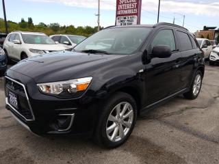 Used 2015 Mitsubishi RVR GT NAVIGATION !!  REAR CAMERA !!  BLUE TOOTH for sale in Cambridge, ON